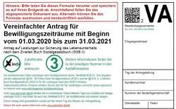 """Leserbrief: Komplizierter """"Vereinfachter Antrag auf Arbeitslosengeld II"""""""